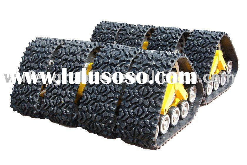 rubber track,rubber track atv,rubber track conversion system for suv ...