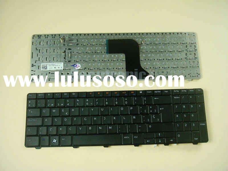 Spanish Laptop keyboard for Dell Inspiron 15 15R N5010 M5010