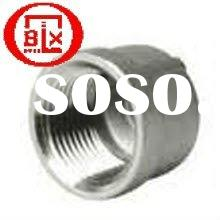 Stainless Steel Pipe Cap Threaded