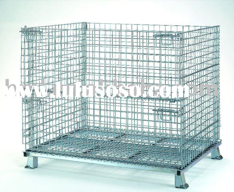 Storage Cage, Wire Mesh Cage, Wire Mesh Container