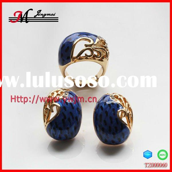 TL714 Wholesale Fashion Alloy Jewelry Sets Manufacturer