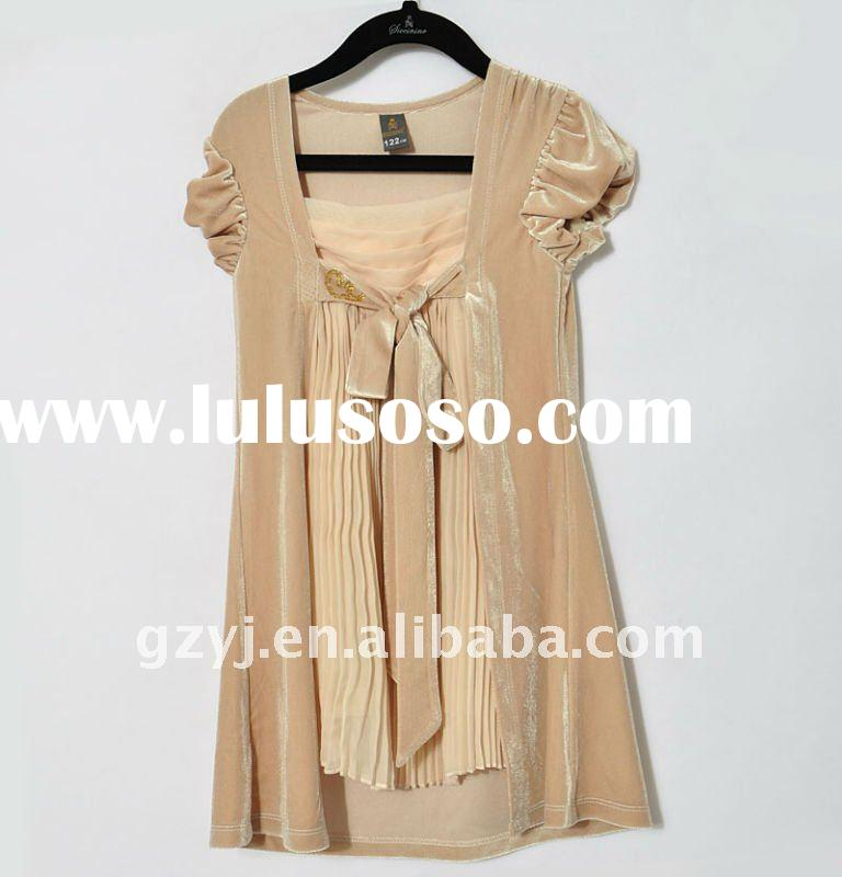 The newest high quality dresses for girls of 7 years old