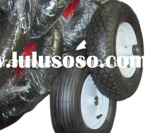 Tubeless Pneumatic Rubber Wheels (4.80/4.00-8)