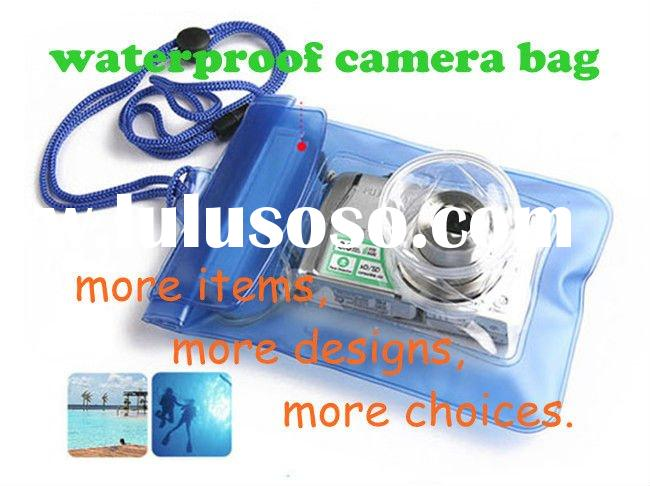 Waterproof Digital camera pouch , water-proof bag for camera / mobile phone / Digital single lens rs