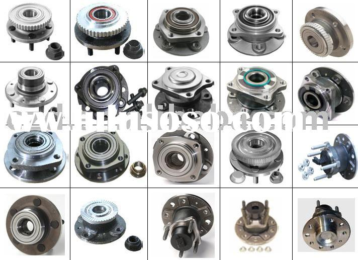 Wheel bearings,wheel hubs, wheel hub assembly, stub axle, axis & spindle for Europe Auto bearing