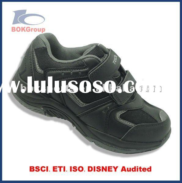 White Color Back To School Shoes For Children
