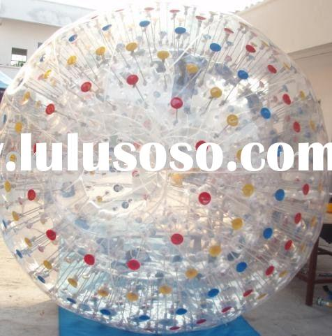 YJ 01 inflatable human hamster ball