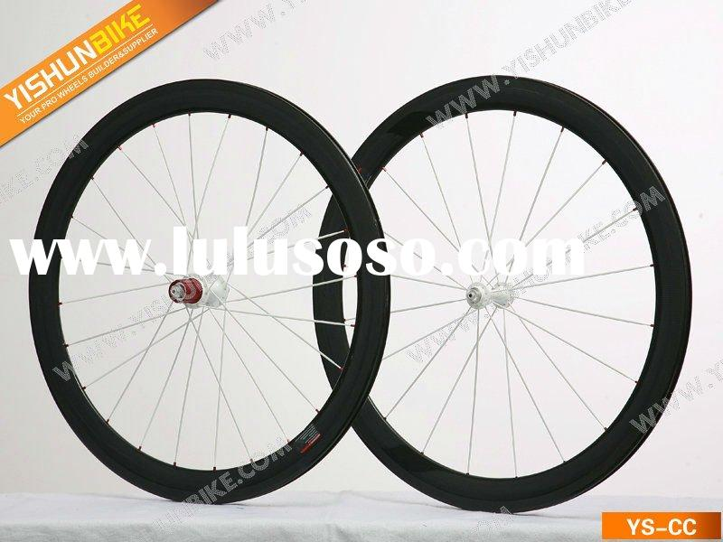 YS-CC50C road bike wheels,carbon fiber bike,carbon wheels bike