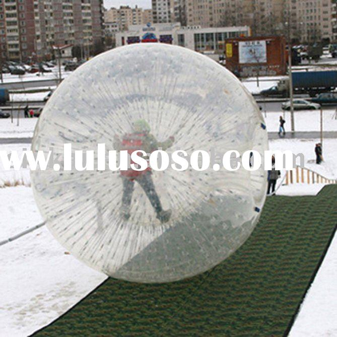 Zorb or Human Hamster Ball inflatable balls