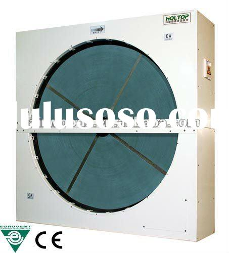 air to air heat recovery wheel (rotary heat exchangers)