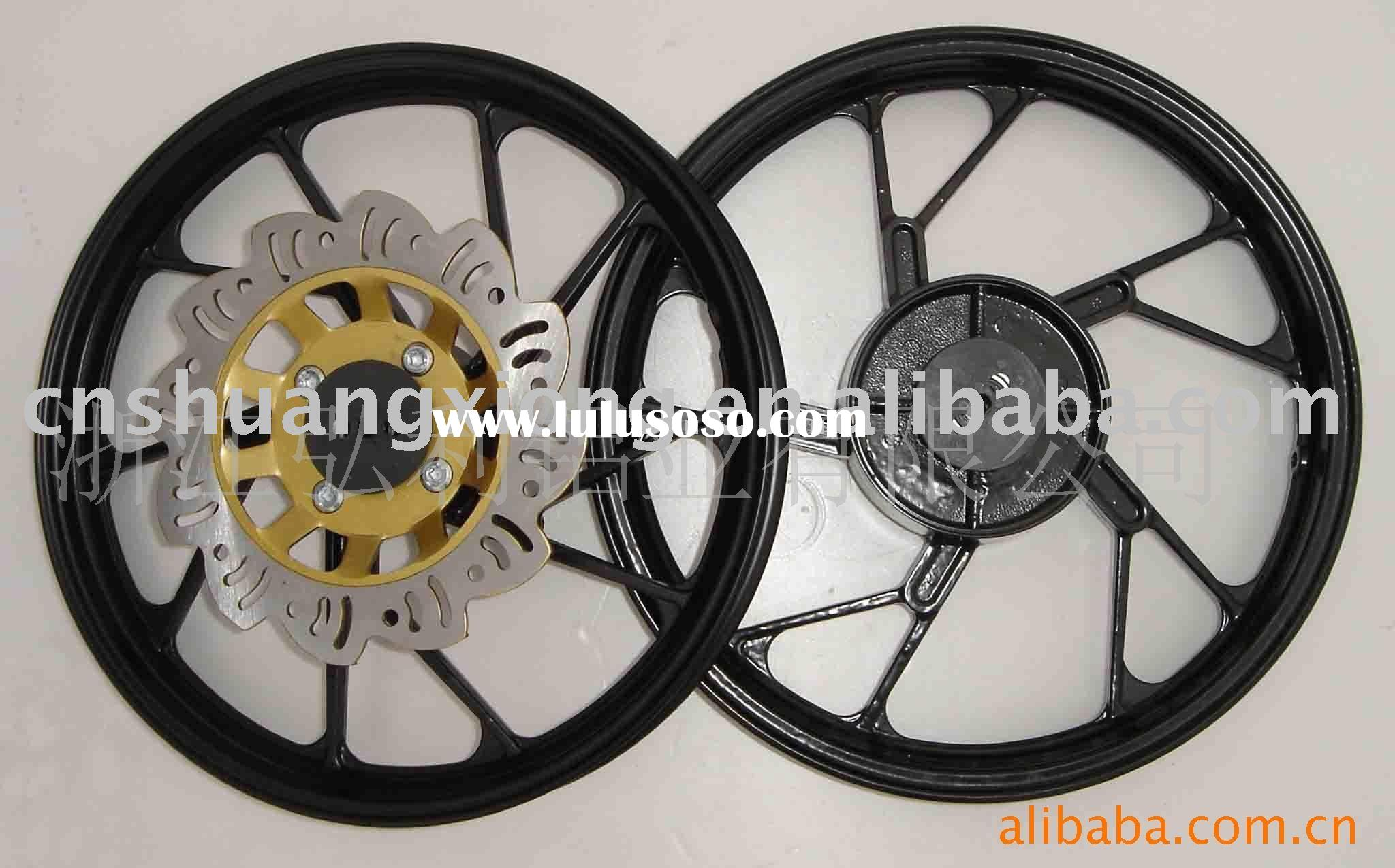 alloy motorcycle wheels