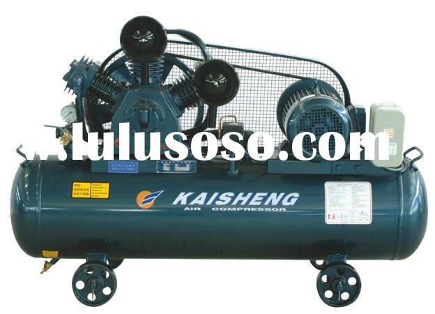 belt driven oil lubricated air compressor(HTA-80)