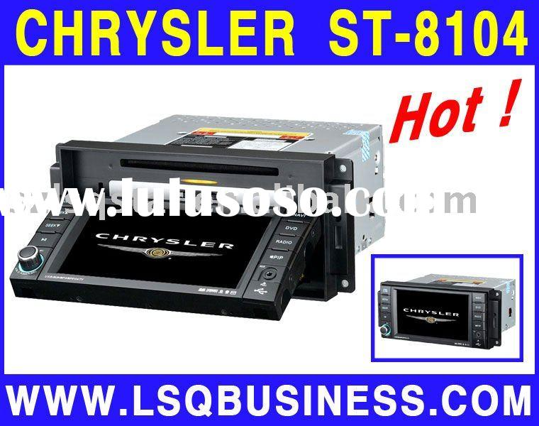 chrysler Sebring car dvd player with GPS,Bluetooth,IPOD,USB,TV,Radio,PIP,Wheel Steering control