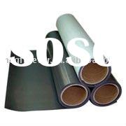 flexible rubber magnetic sheet with adhesive