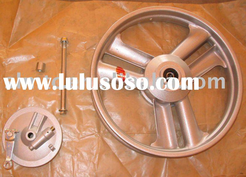 front brake system & wheel hub FOR TRICYCLE, MOTORYCLE