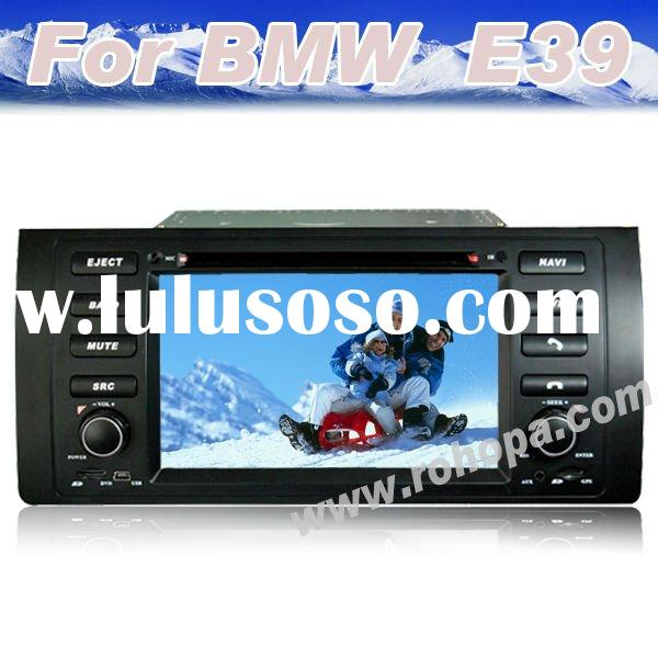 good quality!!! shenzhen 2 din 7 inch touch screen new car dvd bluetooth For BMW E39(1995-2003)