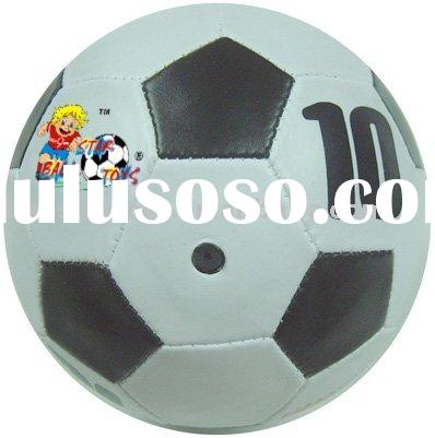 inflatable PVC soccer ball