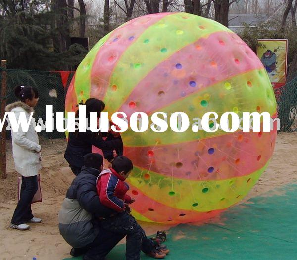 inflatable body zorb ball for kids