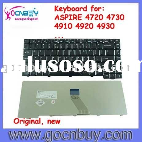 laptop French keyboard H380F 9J.N5982.80F H390F for acer aspire 4720 4730 4910 4920 4930