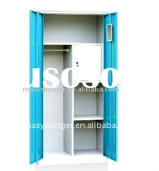 manufacture of metal wardrobe(locker,dressing cabinet)used in home,office