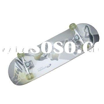 maple skateboard,skateboard,4-wheel skateboard