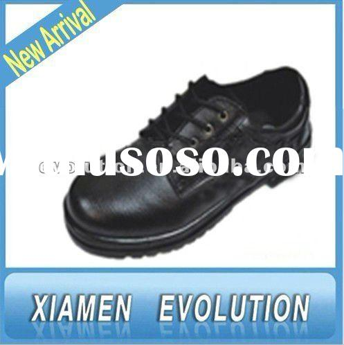 men's leather safety shoes
