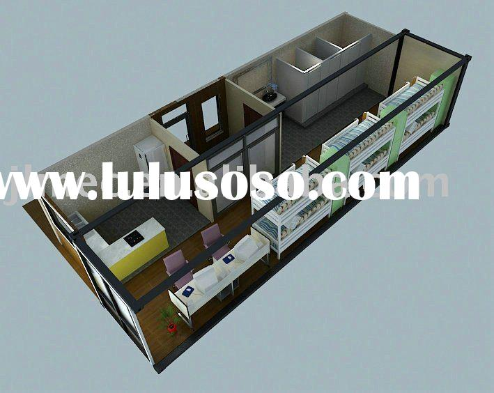 pull-out apartment modular house container apartment