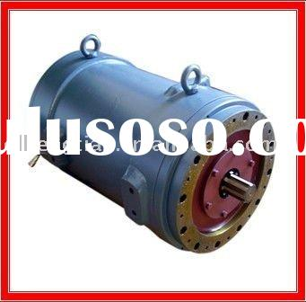 rare earth permanent magnet brushless dc electric motor for 100% electric car and boat