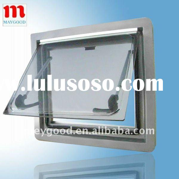 RV Window Channel http://www.lulusoso.com/products/Inside-A-Rv.html