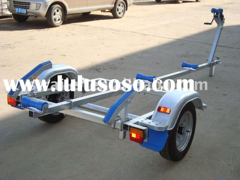 small boat trailer plans