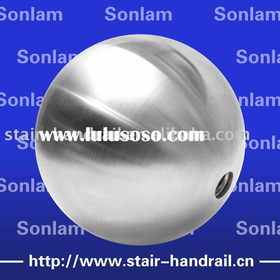 stainless steel handrail ball,railing ball,decoration ball
