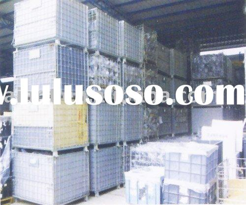 steel box , steel cage , metal container , wire mesh basket, metal bin
