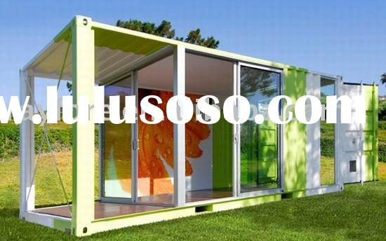 temporary container house