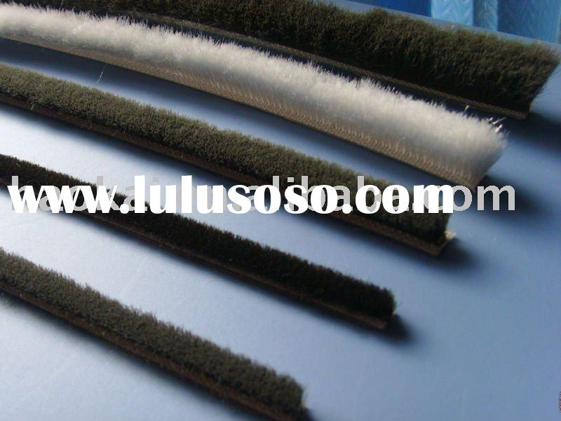 weather strip window brush,door pile,door seal manufacturer