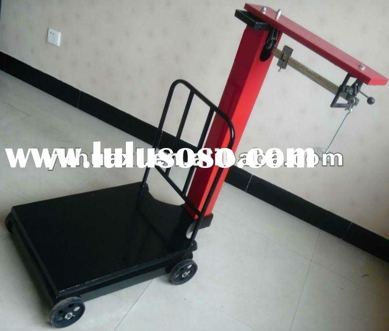 1000LB Beam balance weighing scale