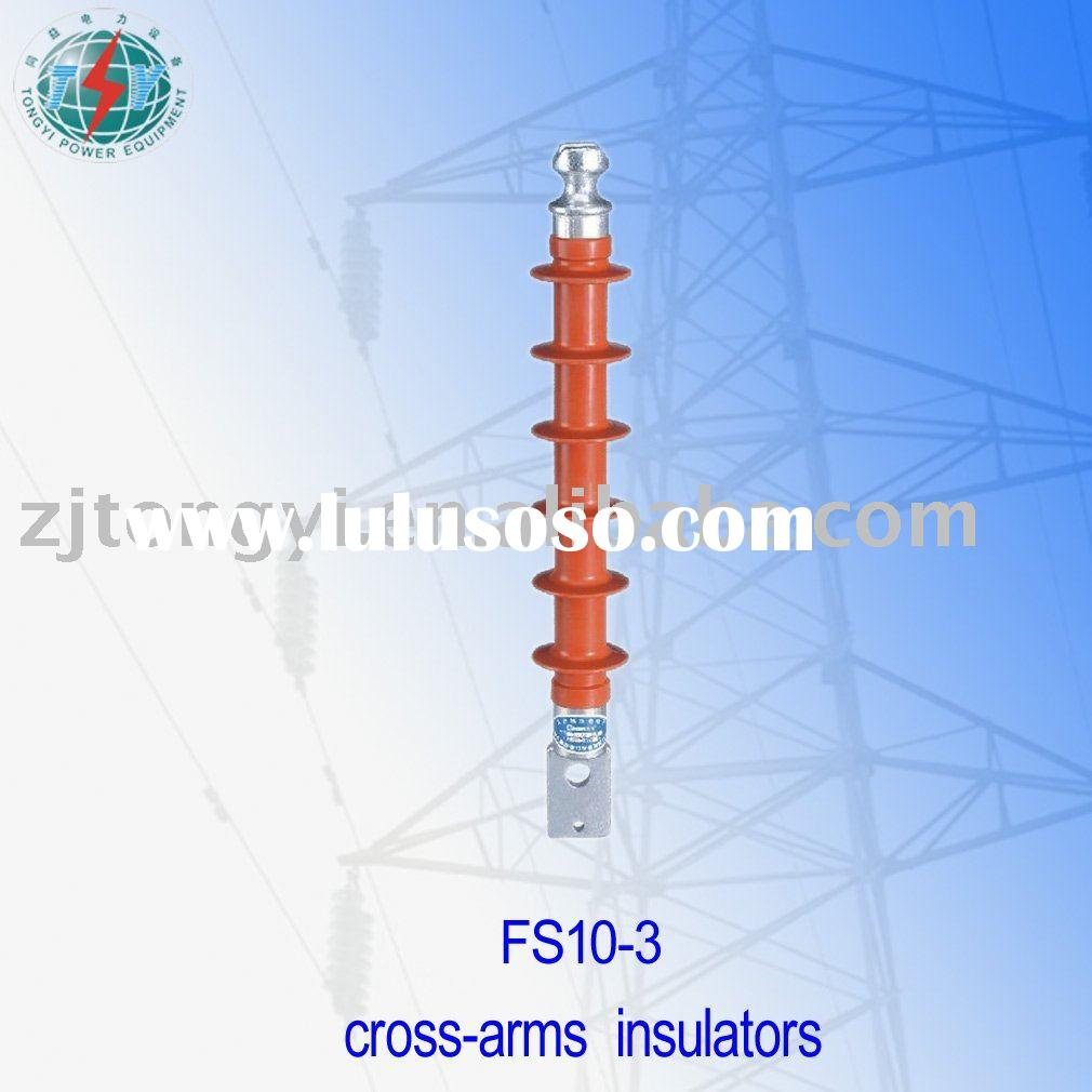 10kv composite cross arms insulator