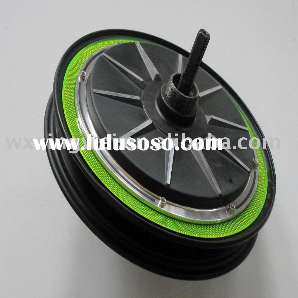 Wheels Electric Bicycle Bicycle Iron Wheel Motor