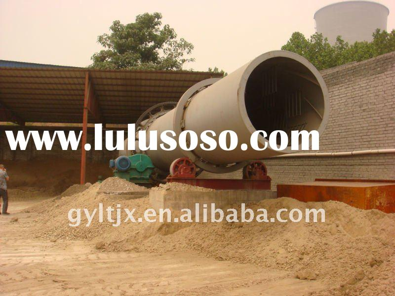 2011 hot sale rotary Drum dryer for food
