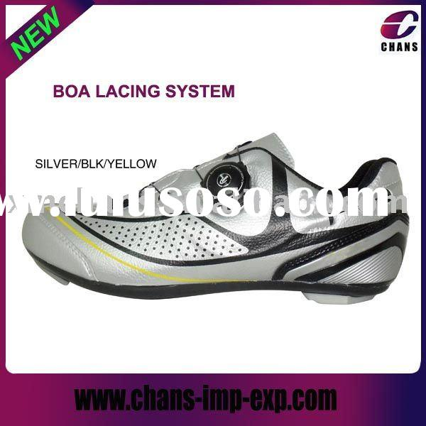 2011 new styles carbon fibre racing bike shoes