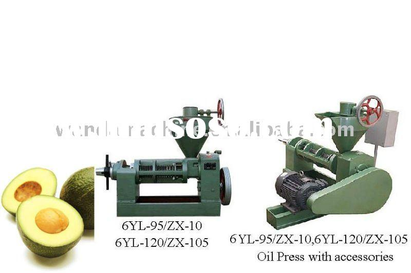 2011 prevailing Palm oil mill 6YL&Palm oil press