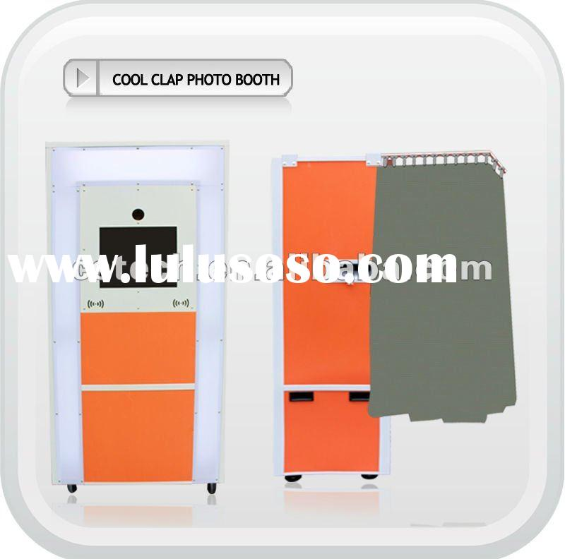 2012 Digital Portable Photo Booth For Party,Wedding,Events Rental
