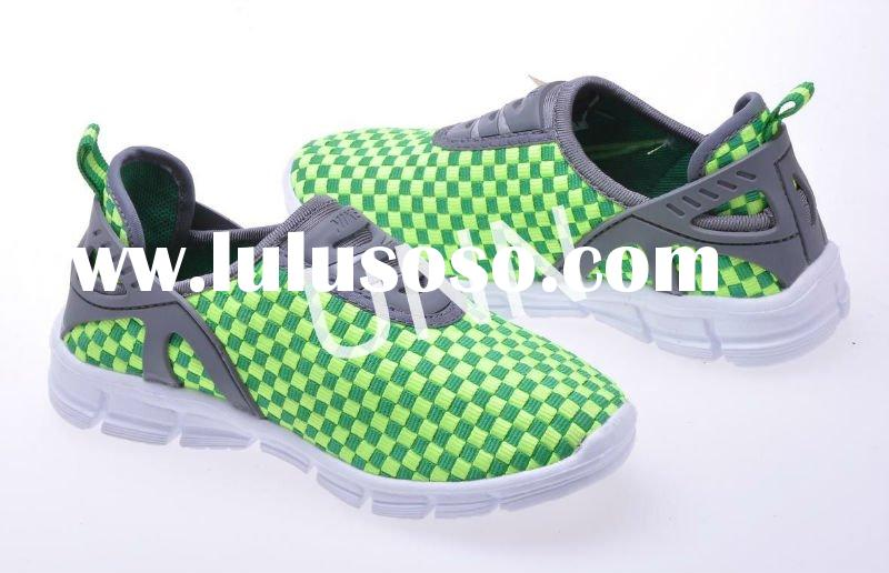 2012 new style colorful kids casual footwear shoes