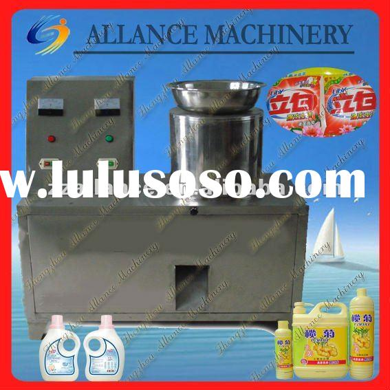 22 2012 Best Selling Detergent Washing Powder Making Machine