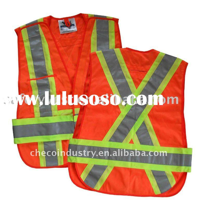 3M Scotchlite safety vests