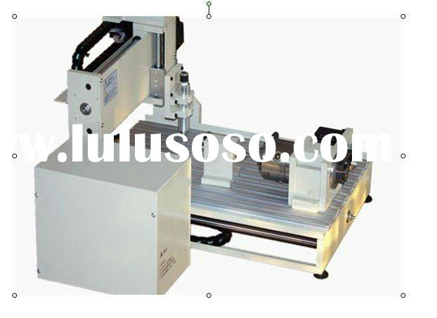 4 axis pcb drilling 3d cnc wood carving router