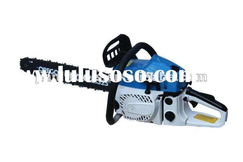 52cc chainsaw with oregon guide bar