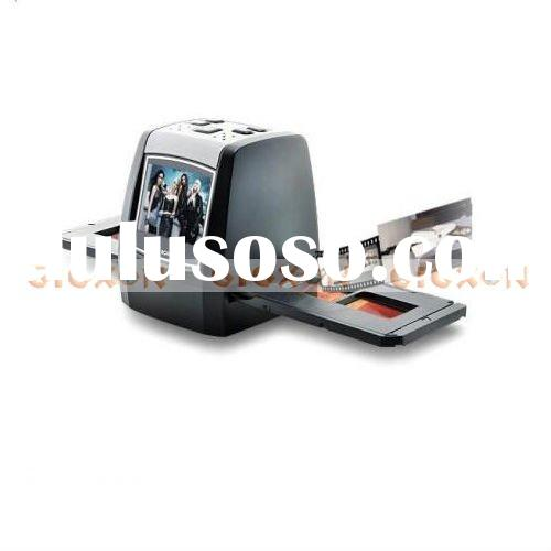 5M Film Scanner Film converter 35mm Film Strip & Mounted Slide Scanner
