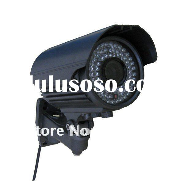 "700TVL EFFIO-E 1/3"" SONY Exview CCD Waterproof IR CCTV Camera Varifocal Lens 2.8-12mm"
