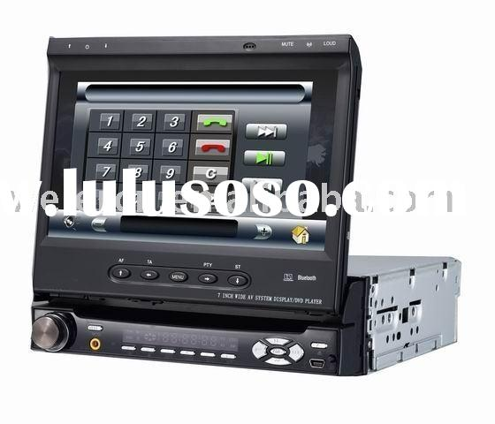7'' One Din In-dash TFT LCD Car DVD player