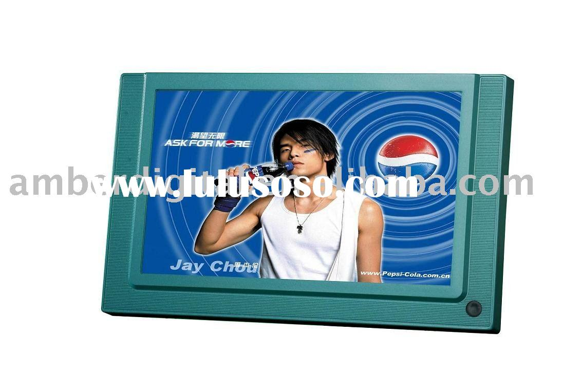 "7""digital shelf displays,digital display for advertising, retail promotional Media players, she"